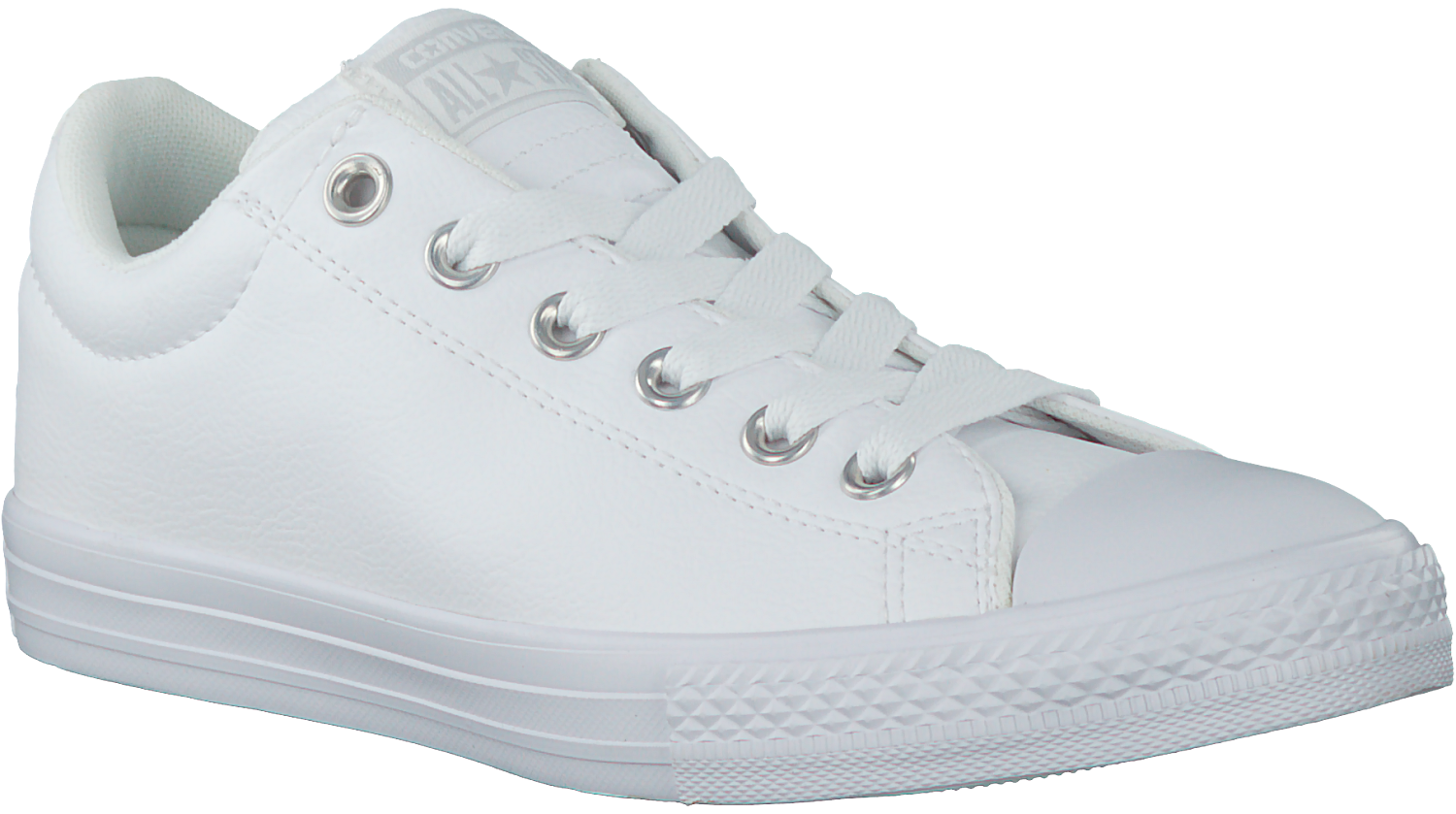 White CONVERSE Sneakers CHUCK TAYLOR ALL STAR STREET S ...