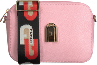 Pink FURLA Shoulder bag SLEEK MINI CROSSBODY  - medium