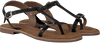 Black LAZAMANI Sandals 75.501 - small