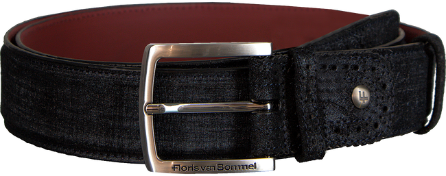Blue FLORIS VAN BOMMEL Belt 75171 - large