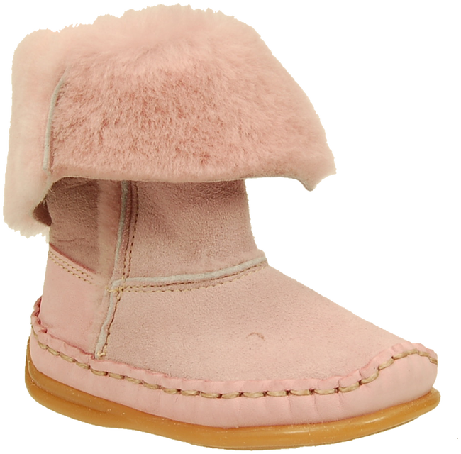 Pink BARDOSSA Baby shoes 0024 - large