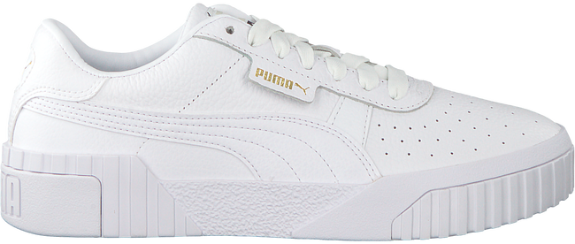 White PUMA Sneakers CALI