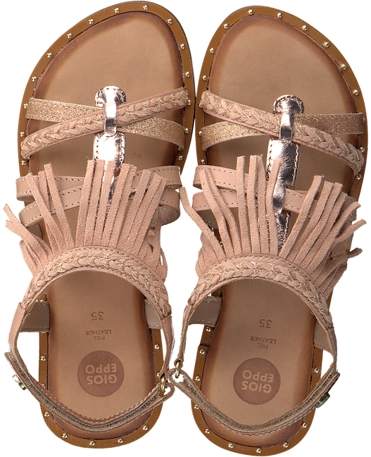 Orange GIOSEPPO Sandals 47810  - large