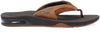 Brown REEF Flip flops FANNING  - small