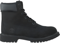 Black TIMBERLAND Ankle boots 6IN PRM WP BOOT KIDS - medium