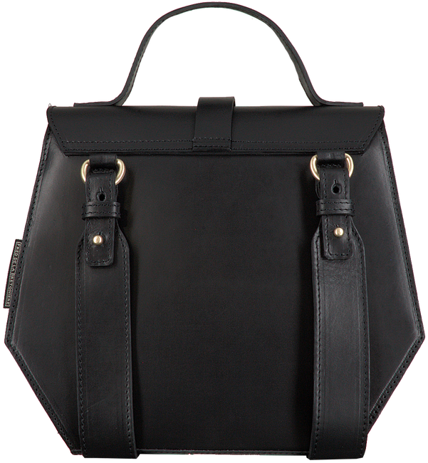 Black FRED DE LA BRETONIERE Handbag HANDBAG L  - large