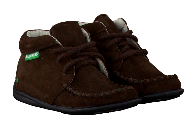 Brown BUNNIES JR Baby shoes FERDI FLEX - large