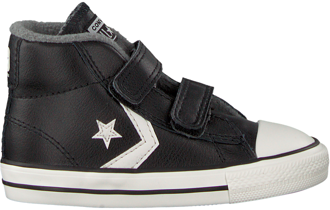 Black CONVERSE Sneakers STAR PLAYER 2V MID - large