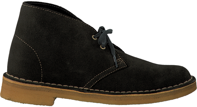 Green CLARKS Ankle boots DESERT BOOT DAMES - large