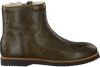 Green SHABBIES Booties 182-0141SH - small
