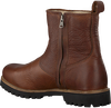 Brown BLACKSTONE Classic ankle boots OM63 - small