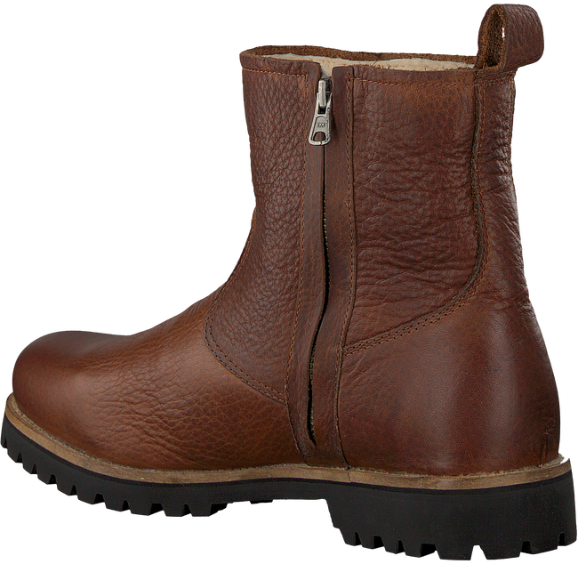 Brown BLACKSTONE Classic ankle boots OM63 - large