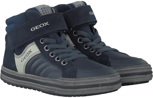 Blue GEOX Sneakers J64A4A - large