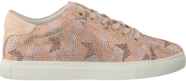 Beige LOLA CRUZ Sneakers 207Z07BK - large