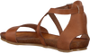 Cognac RED RAG Sandals 79210  - small