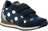 Blue WODEN WONDER Sneakers NORA - small