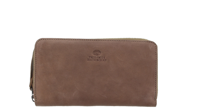 Taupe FRED DE LA BRETONIERE Wallet 908010 - large