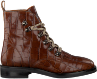 Cognac VIA VAI Lace-up boots KAIA  - medium