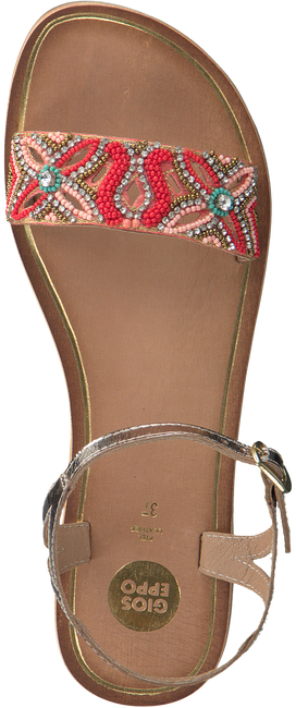 Gold GIOSEPPO Sandals BEDUINA - large