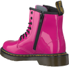 Pink DR MARTENS Lace-up boots DELANEY/BROOKLY - small
