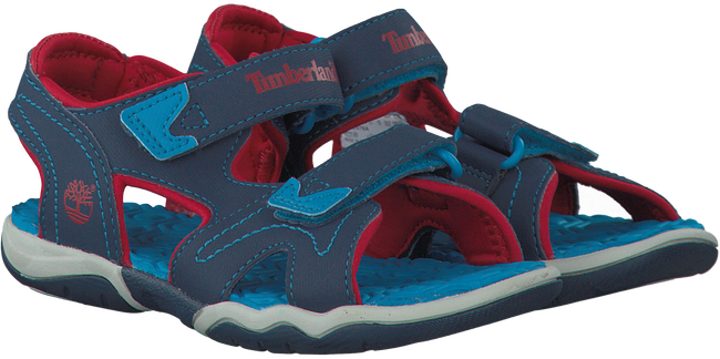 Blue TIMBERLAND Sandals ADVENTURE SEEKER 2 STRAP KIDS - large