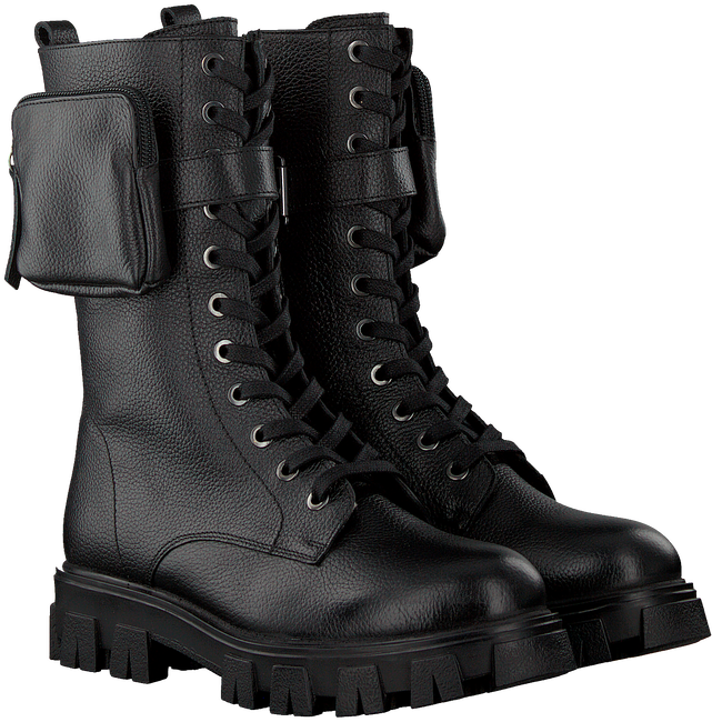 Black APPLES & PEARS Lace-up boots 7944  - large