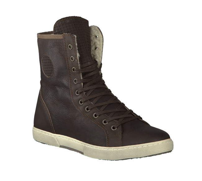 Brown OMODA Ankle boots 50700 - large