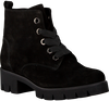 Black GABOR Lace-up boots 93.711.17 - small