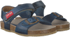 Blue RED RAG Sandals 19043 - small