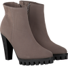 Taupe KENNEL & SCHMENGER Booties 82510 - small