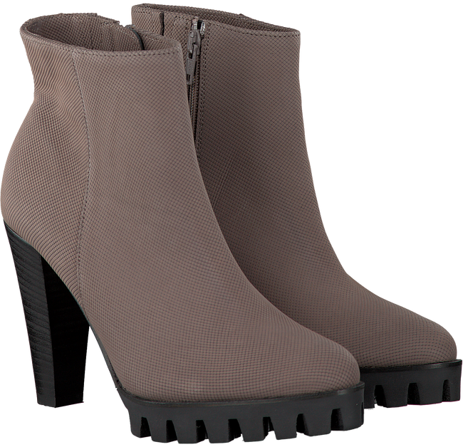 Taupe KENNEL & SCHMENGER Booties 82510 - large
