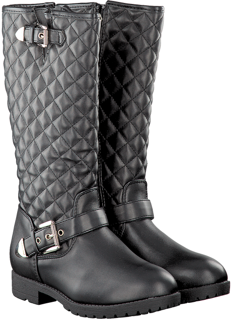 Black MICHAEL KORS High boots DHALIALI - large