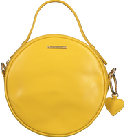 Yellow FABIENNE CHAPOT Shoulder bag ROUNDY BAG  - medium