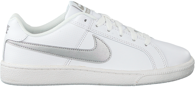 White NIKE Sneakers COURT ROYALE WMNS - large