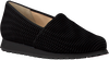 Black HASSIA Slip-on shoes 1688 - small