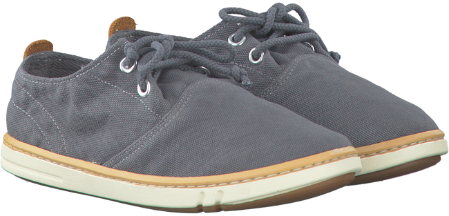 Grey TIMBERLAND Lace-ups HOOKSET HANDCRAFTED - large