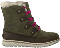 Green SOREL Ankle boots COZY JOAN - medium