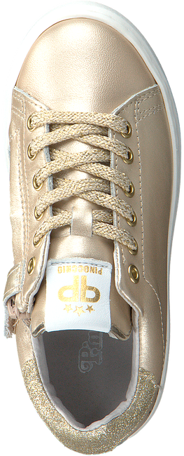 Gold PINOCCHIO Sneakers P1849 - large