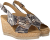 Grey GABOR Espadrilles 791.1  - small
