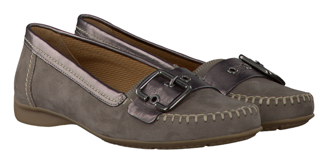 Taupe GABOR Slip-on shoes 522.2 - large