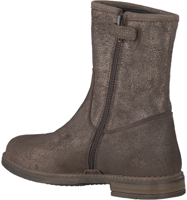 Brown OMODA High boots 4268 - large