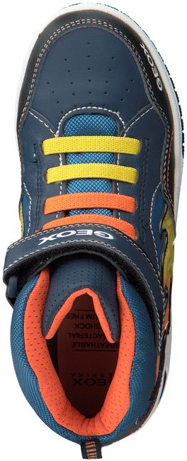 Blue GEOX Sneakers J6447A - large