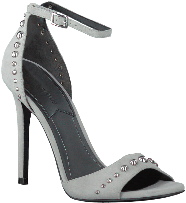 Grey KENDALL & KYLIE Sandals ELISSA - large