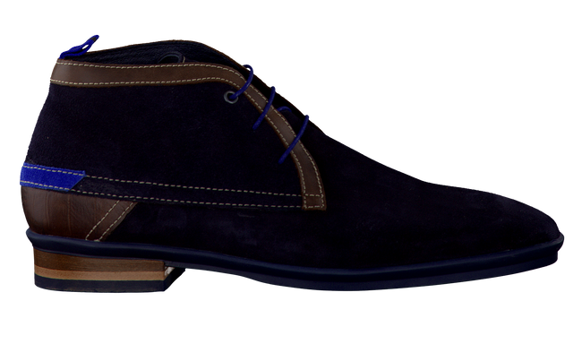 Blue FLORIS VAN BOMMEL Business shoes 10334 - large