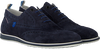 Blue FLORIS VAN BOMMEL Business shoes 19201  - small