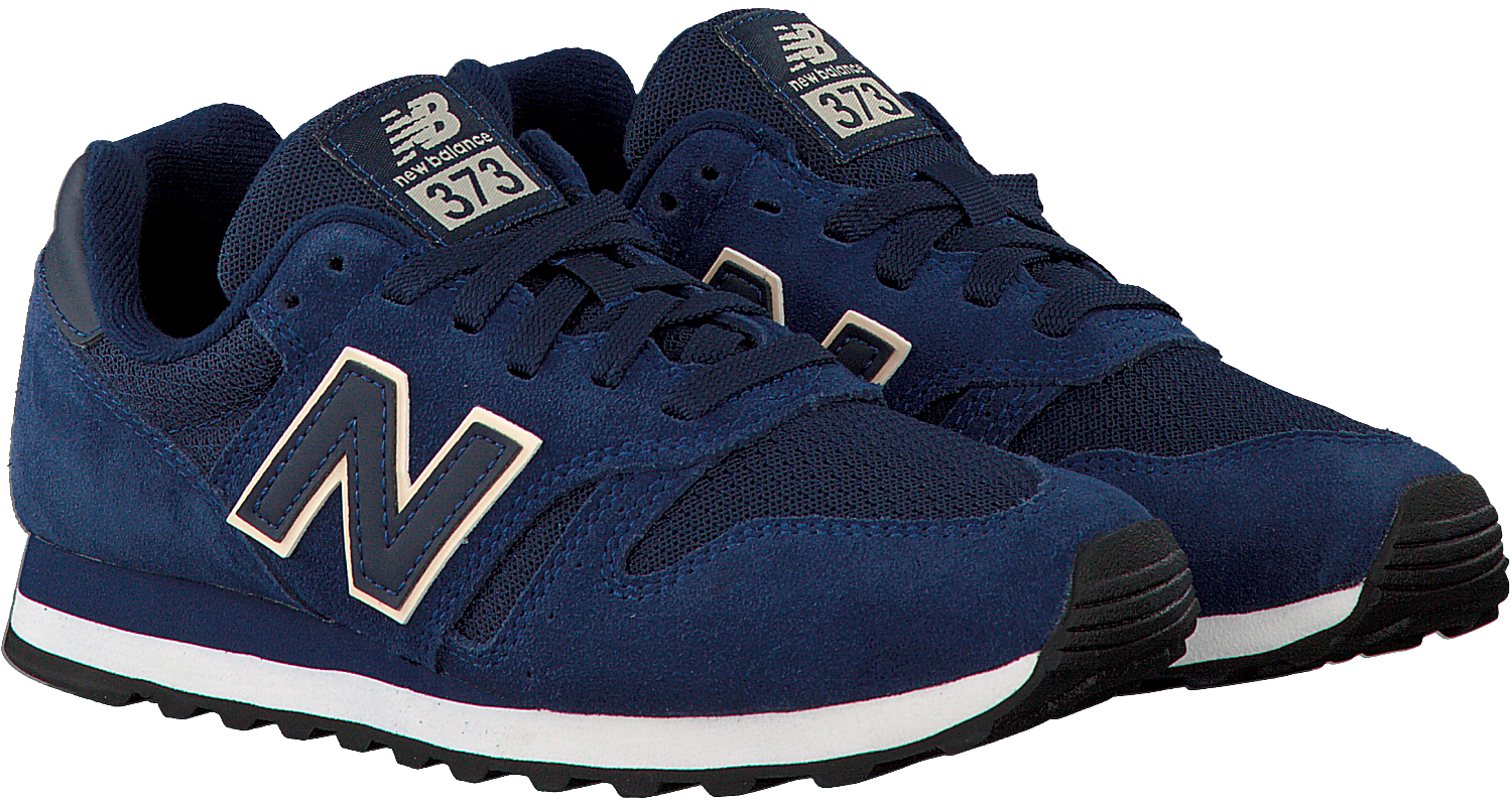 Blue NEW BALANCE Sneakers WL373 DAMES - Omoda.com