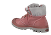 Pink PALLADIUM Ankle boots PALLABROUSE D - small