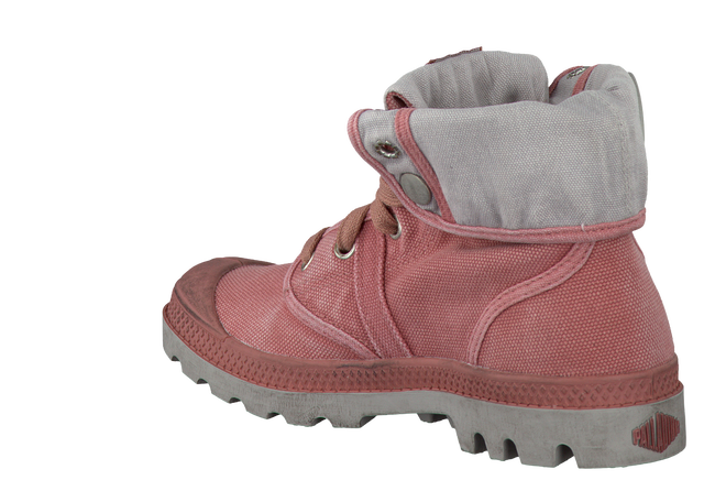 Pink PALLADIUM Ankle boots PALLABROUSE D - large