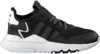 Black ADIDAS Low sneakers NITE JOGGER C  - medium