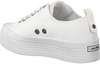 White CALVIN KLEIN Sneakers ZOLAH - small